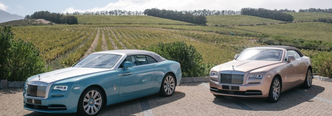 VIDEO: Rolls-Royce Dawn In SA