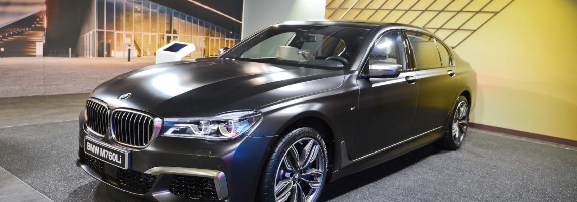 Launched – The New BMW M760Li XDrive