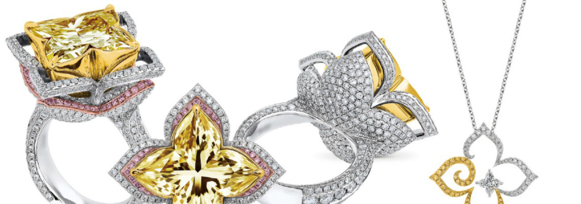 Exclusive LILY Collection Brings Extra Sparkle To FIRST DIAMONDS