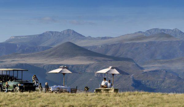 Mountain Safari Lunch