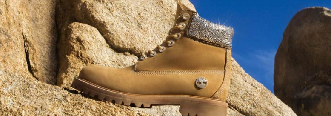 Jimmy Choo Partners With Timberland For Latest Collaboration