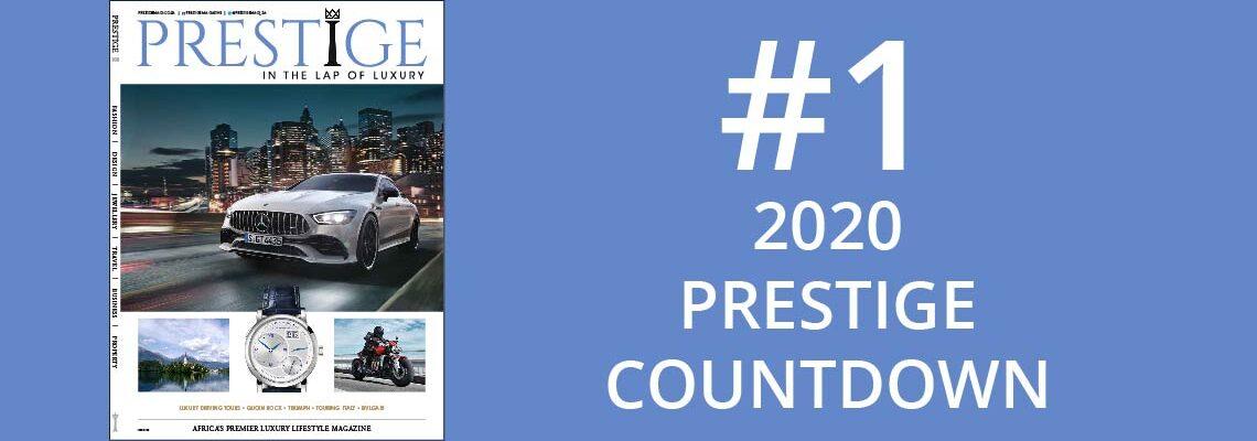 Prestige Magazine Issue 100