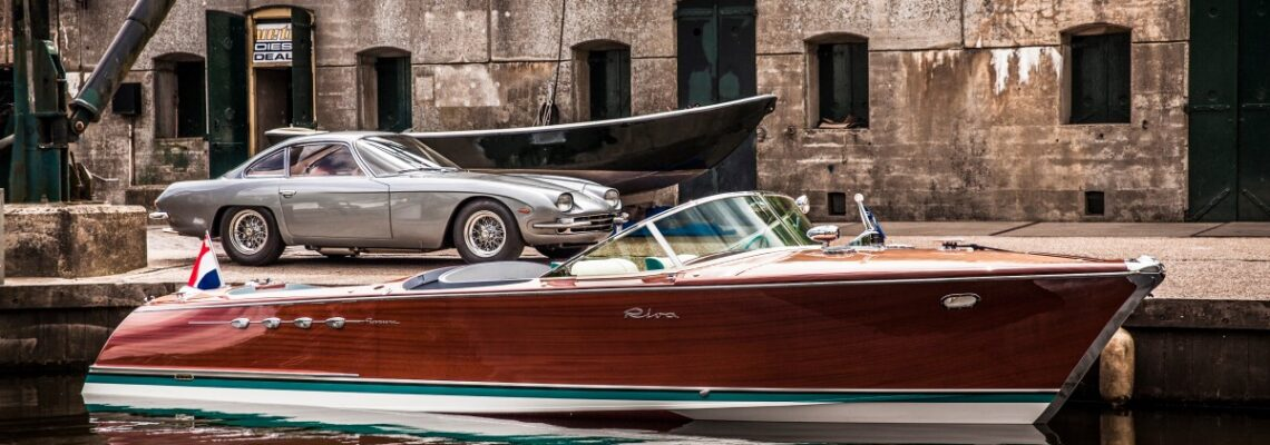 Riva Handcrafted Boats