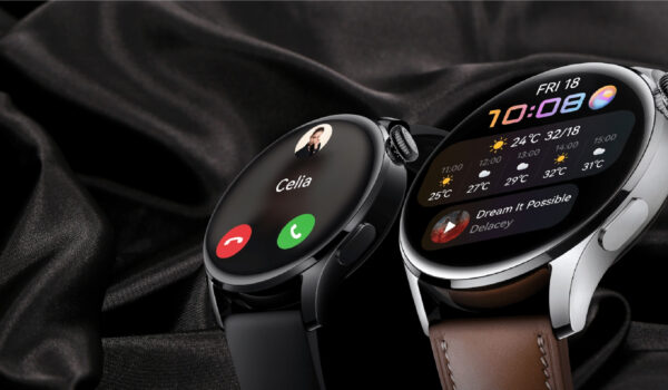 HUAWEI WATCH 3 AND 3 PRO